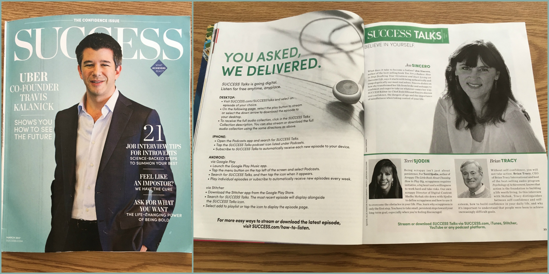 SUCCESS Magazine March 2017 Issue