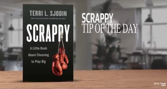 Scrappy Tip of the Day - Walk Meetings
