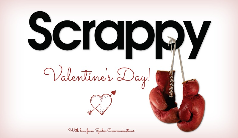 Scrappy Valentine's Day