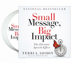 Small Message, Big Impact -- Audio Book