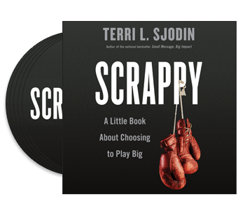 Scrappy: Audiobook