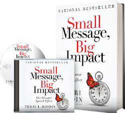 "Image: Purchase your copy of ""Small Message, Big Impact"" online:"