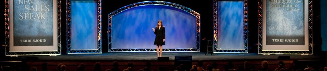 Terri Sjodin Speaking